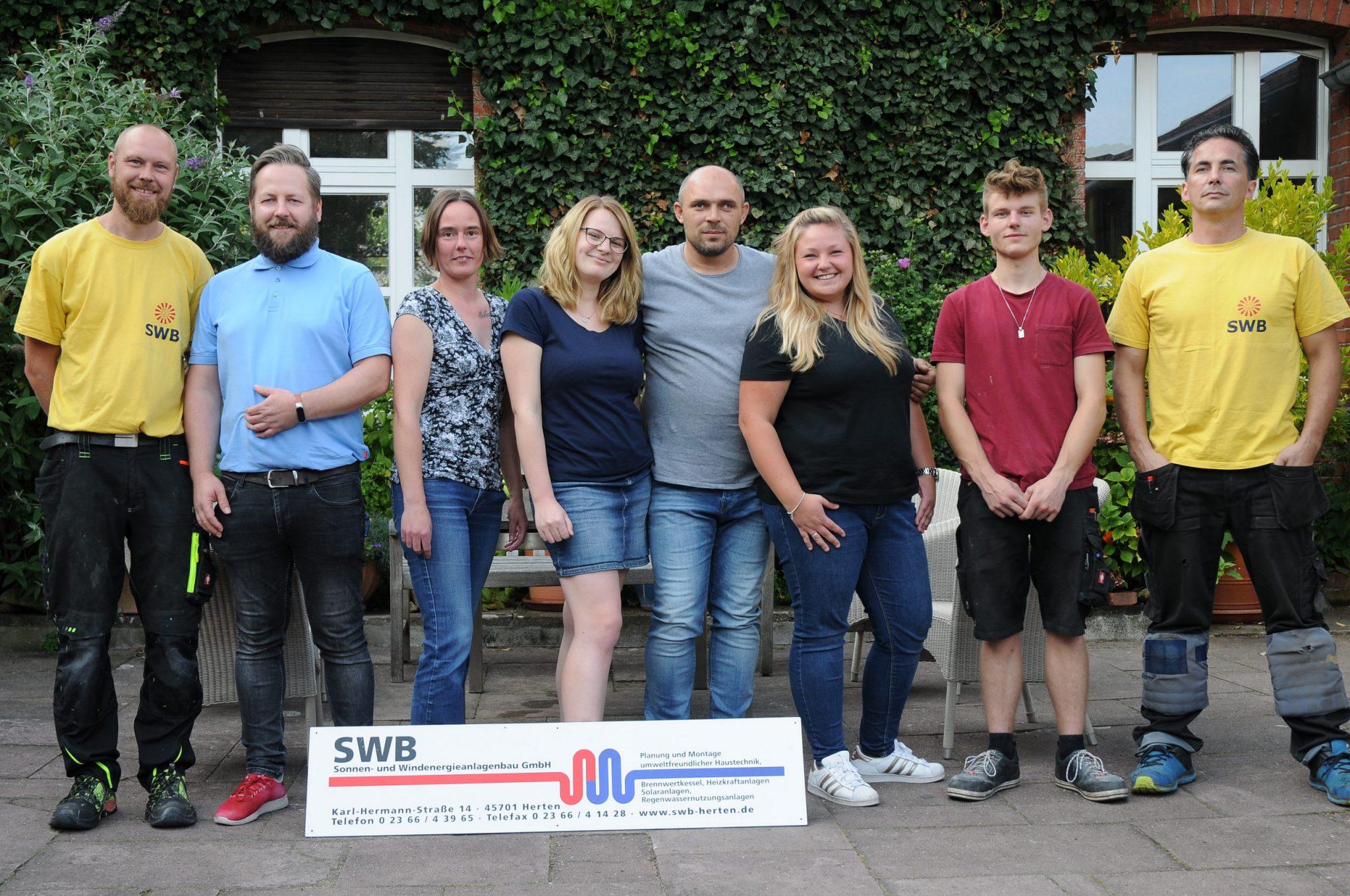 Das SWB Team